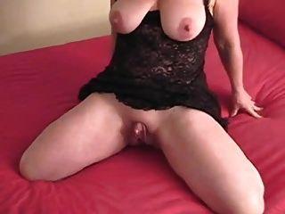 Mature  Huge Clit  Big Tits On Cam