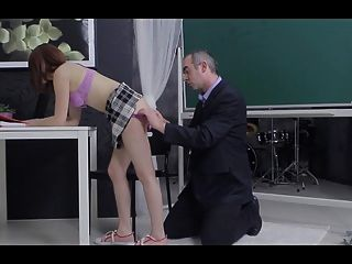 Young Girl Fucked Old Teacher 2