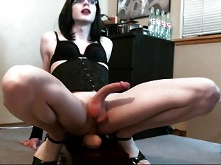 Lianna Lawson (also Known As Poboboi) Dick Bouncing Goodness