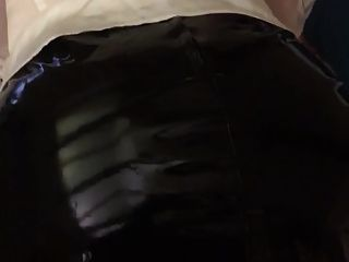 Satin & Pvc Bottom