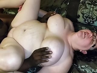 Bbc Eating My Fat White Pussy