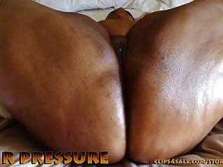 Thick Ass California Redbone