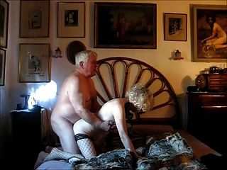 Old Couple Fucking Good