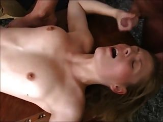 Noisy Blonde Takes 2 Loads