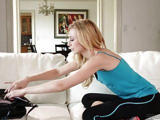 Young Lesbians Alexa Grace And Kristen Scott