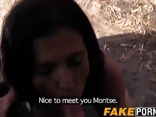 Big Ass Mature Montse Railed By Cop