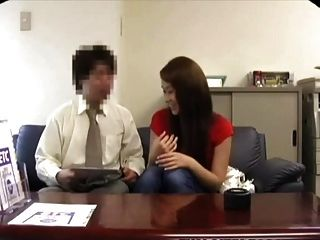 Japanese Blackmailed Sex Pass Driving Exam