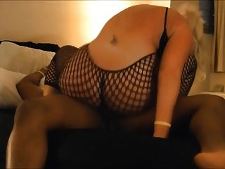 Sexy Blonde Pawg Rides Bbc Like A Champ