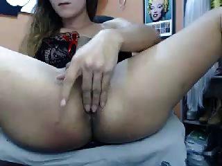 Panties Not Big Enough For Cock