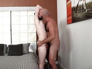 Dylanlucas Hairy Daddy Coach Fucks Student