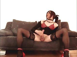 Hot Cd Cumming On Cam