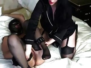 Lesbian Slave Anal Fisting Prolapse
