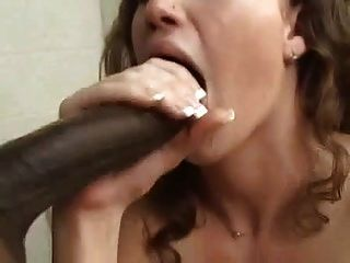 Young Girl Swallows Cum