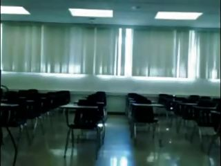 Classroom Masturbation