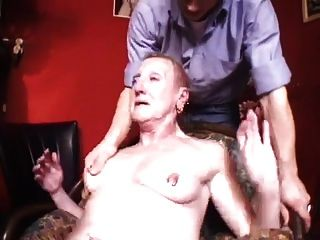 Pierced French Granny Fisted