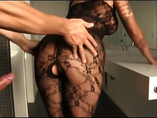 Sexy Brunette Anally Fucked