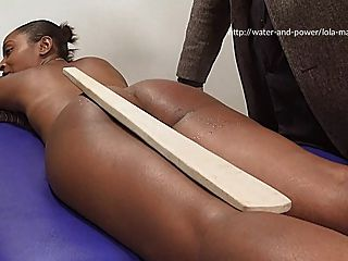 Lola Marie Syringed And Spanked