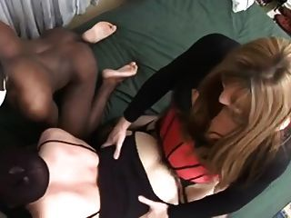 Two Guys And Two Crossdressers
