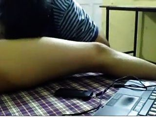 Desi Bhabhi Pussy Licked And Boobs Fondled Groped On Cam