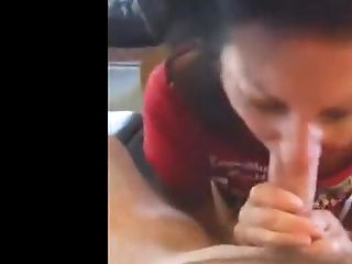 Black Haired Mature Slut Deepthroats And Gets Massive Facial