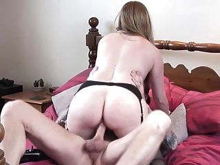 Mature Mom Suck And Fuck Tattooed Son