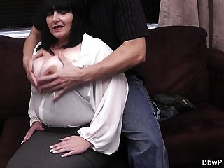 Fat Woman Pick Up And Cock Riding