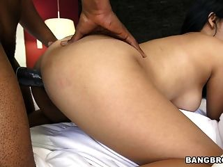 Big Booty Latina Loves To Get Fucked