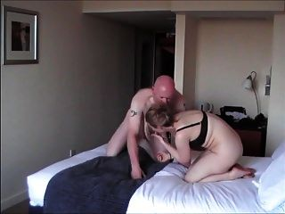 32y British Ex-gf Hotel Meet - First Fuck Of The Night
