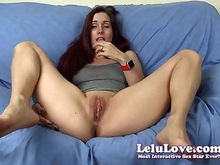 Lelu Love-lick My Feet And Pussy Joe