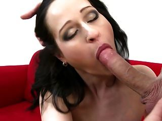 Posh Mom Suck And Fuck Young Stud