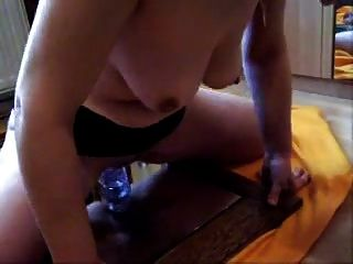 Hairy Granny Masturbates On Mirror The Shows You Her Cum