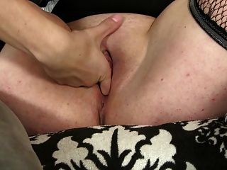Gorgeous Mature Mother Fucks Young Boy