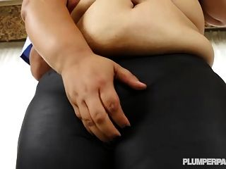 Cop Leaves Creampie For Bbw Karla Lane