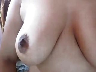 Desi Indian Aunty Self Made Strip And Masturbation