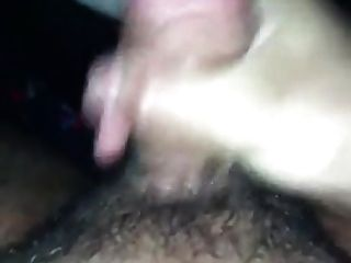Cute Blonde Girlfriend Takes The Cum On Her Face