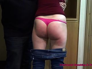 The Passport Predicament - A Spanking Punishment