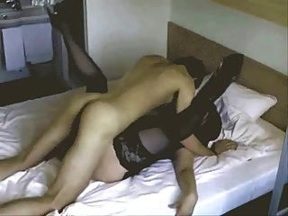 Mature Mom And Her Boy! Amateur!
