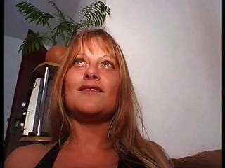 German Milf Street Pickup