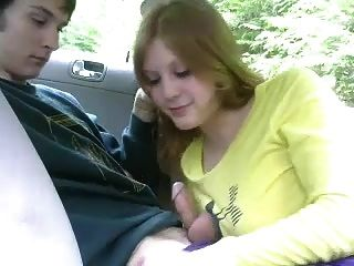 Kelly Having Sex In A Car