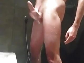 Big Cock Men Shower