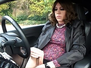 Alison Wanking In Sainsburys Car Park At Locksbottom