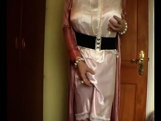 Multiple Satin Orgasm