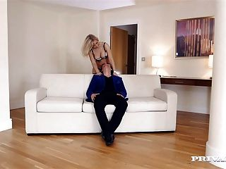 Curvy Karlie Simon Gives A Fat Cock A Pussy Ride