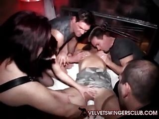 Velvet Swingers Club - Real Amateur Couples Night