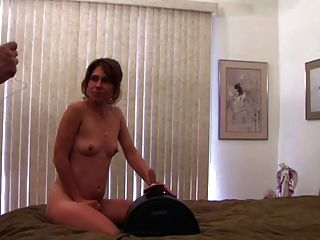 Milf Fucked And Rides Sybian At Home