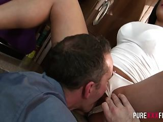 Banging  Stepdad