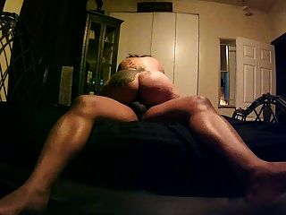Wide Phat Ass Latina Riding(playtime)