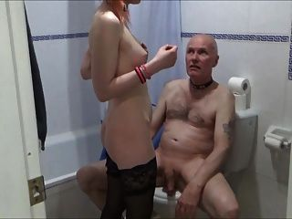 Whore Angel & Ulf Larsen - Age Is No Excuse 4 Sex