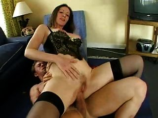 Spanish Milf Is Fucked And Analized