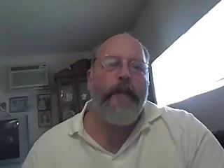 Hairy Naked Dad On Cam